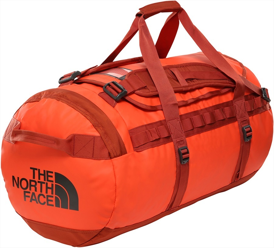 The North Face Base Camp Medium 71L Acrylic Orange/Picant Red