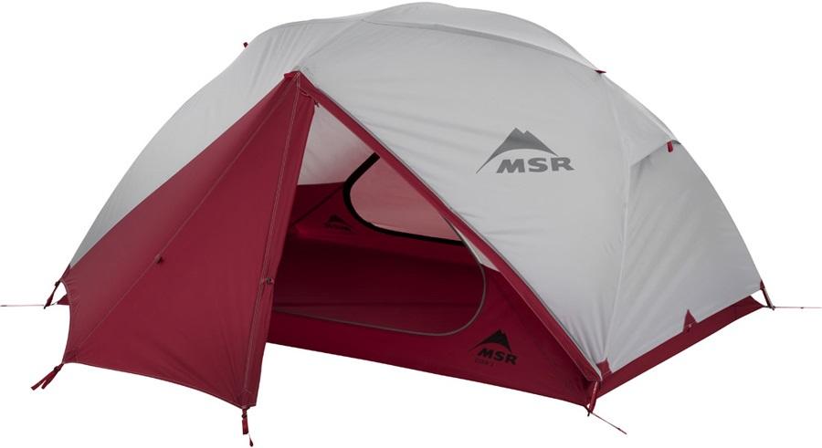 MSR Elixir 2 V2 Tent Backpacking Shelter, 2 Man Grey