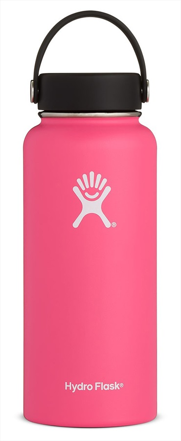 Hydro Flask 32oz Wide Mouth With Flex Cap Water Bottle, Watermelon