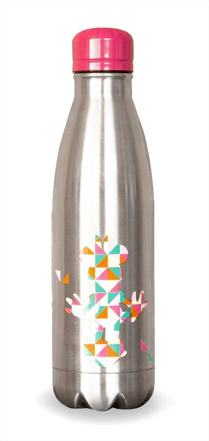 Myga Stainless Steel Water Bottle, 500ml Minnie