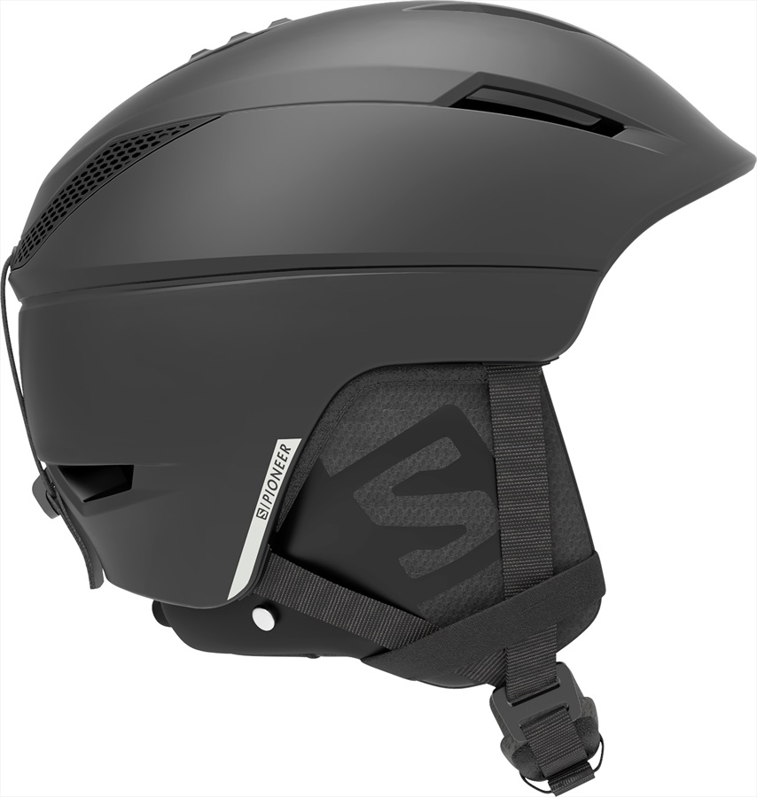 Salomon Adult Unisex Pioneer C.Air MIPS Snowboard/Ski Helmet, XL Black