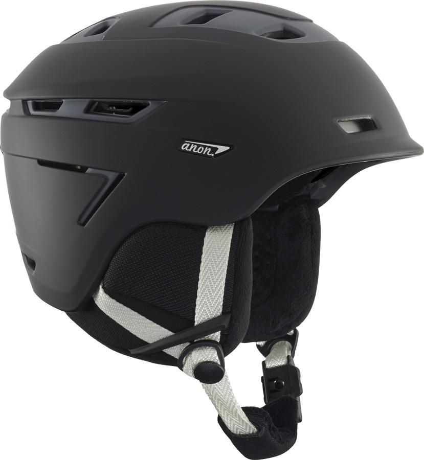 Anon Womens Omega MIPS Women's Ski/Snowboard Helmet, S Black