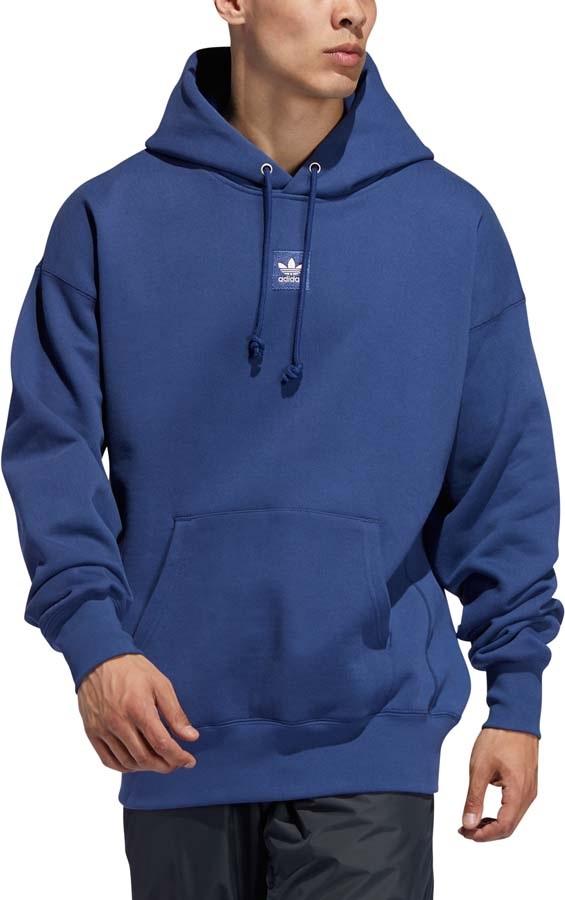 Adidas Team Pullover Hoodie, M Noble Indigo