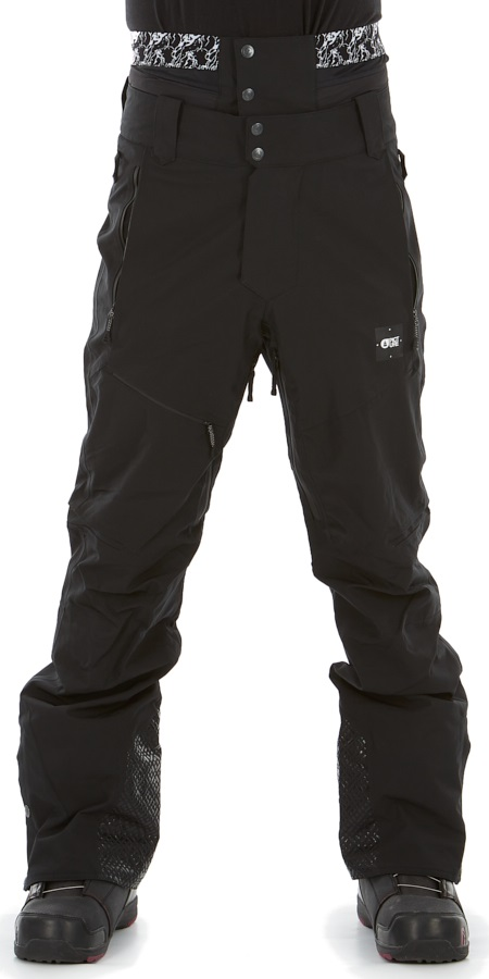 Picture Track Ski/Snowboard Pants, S Black