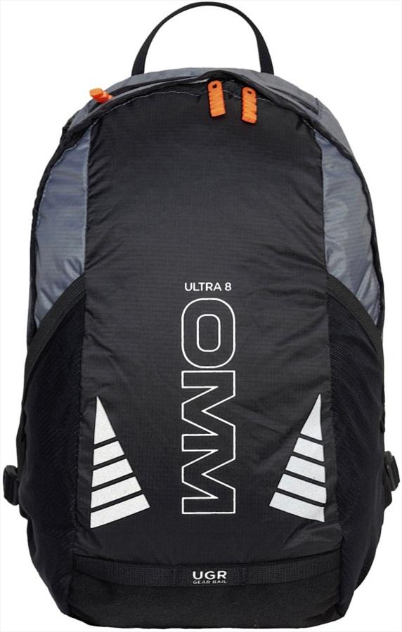 OMM Ultra 8 Running Backpack, 8L Grey