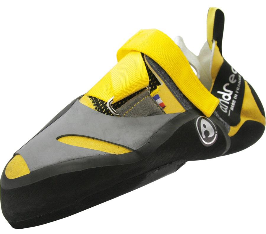 Andrea Boldrini Apache Light Plus Rock Climbing Shoe, UK 7 Yellow