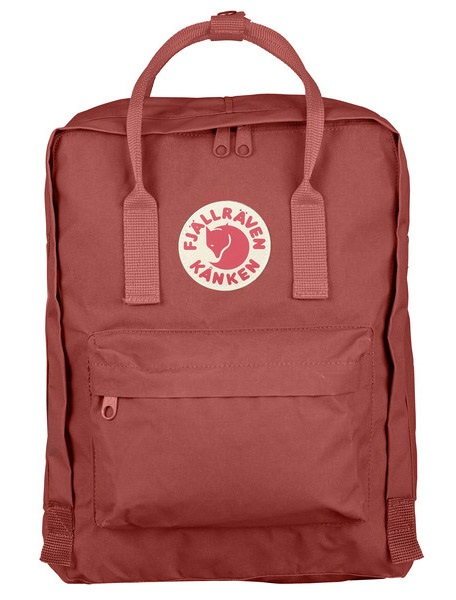 Fjallraven Kanken Backpack, 16L Dahlia