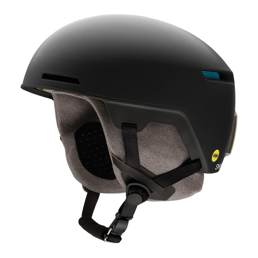 Smith Code MIPS Snowboard/Ski Helmet, M Matte Black 2020