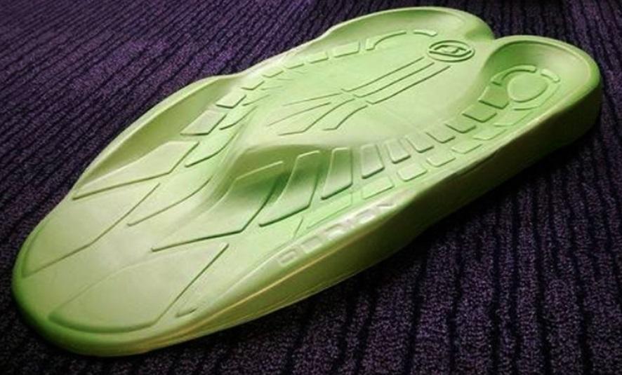 O'Brien Sozo Kneeboard Pad Kit, Green 2019