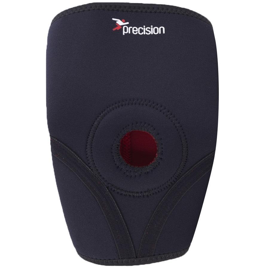 Precision Neoprene Knee-Free Support, XL, Black