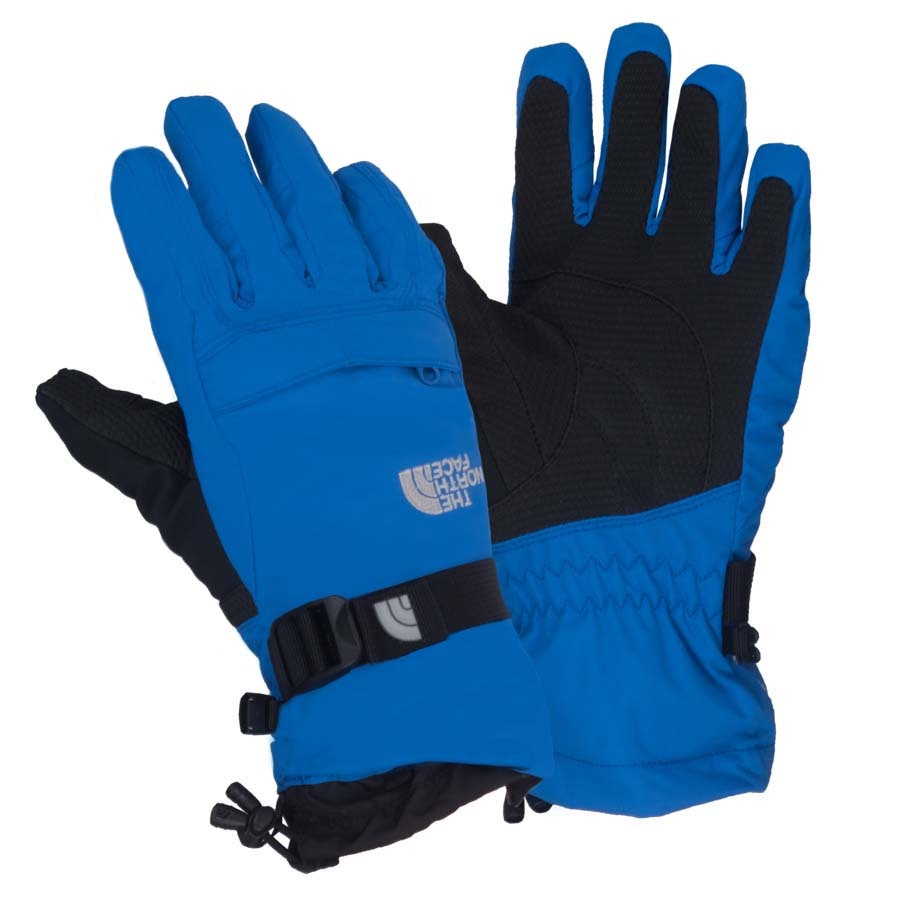 excellent quality new arrival reliable quality The North Face Boys Montana Kids Ski Gloves, Medium, Jake Blue