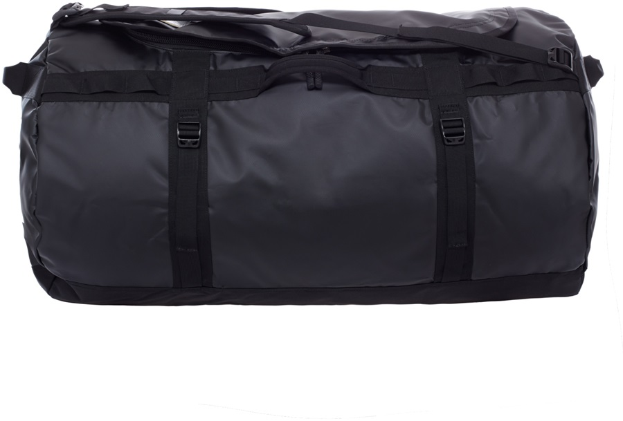 The North Face Base Camp XXL Duffel Travel Bag, 155L TNF Black