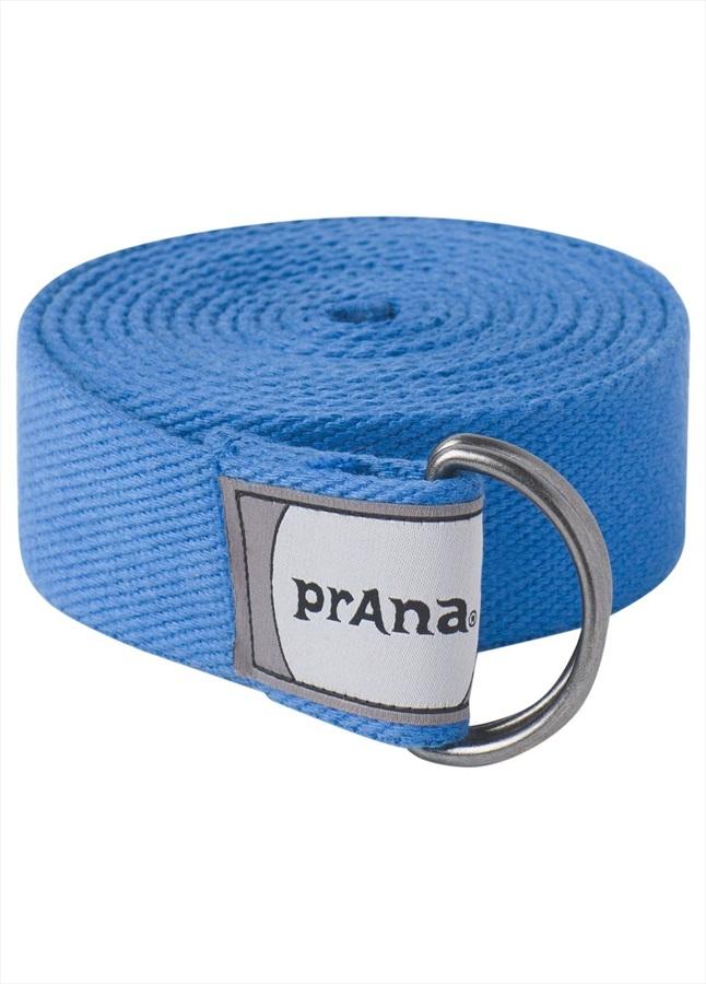 Prana Raja Yoga & Pilates Strap, 6 Ft Island Blue