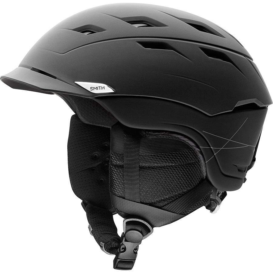 Smith Variance Snowboard/Ski Helmet XL Matte Black