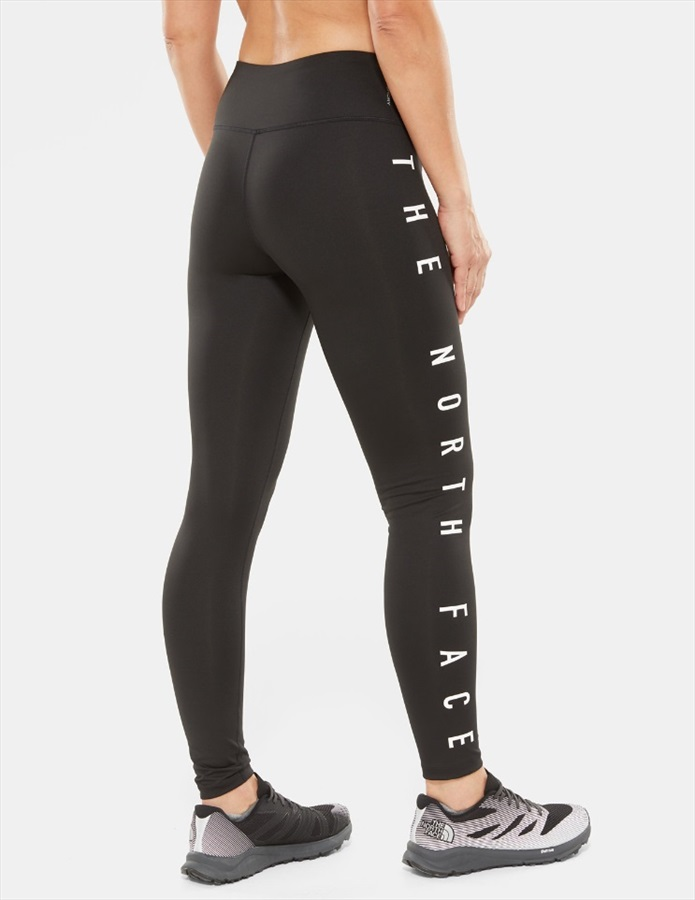 top-rated real select for authentic classic style The North Face 24/7 Graphic Women's Active Tights/Leggings, XS Black