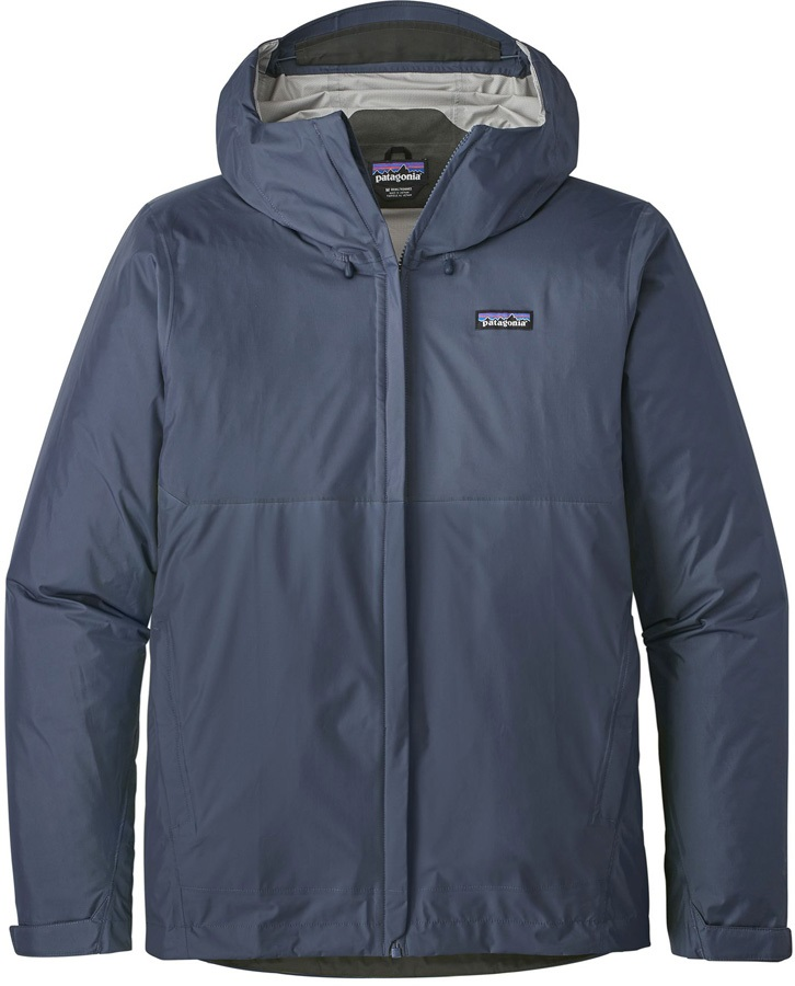 b49d7b4db0c74 Patagonia Adult Unisex Torrentshell Waterproof Jacket, S Dolomite Blue