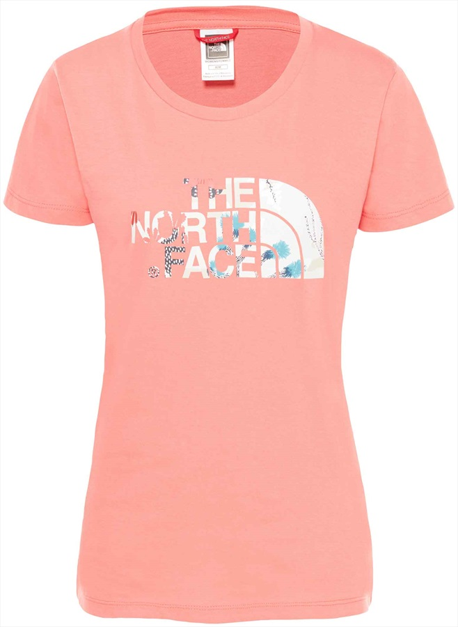 5b21f438a The North Face S/S Easy Women's Tee