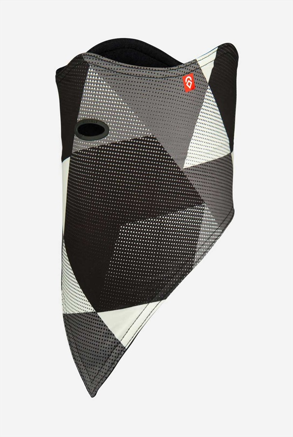 Airhole Standard 2 Layer Snowboard/Ski Face Mask, M/L Horizon