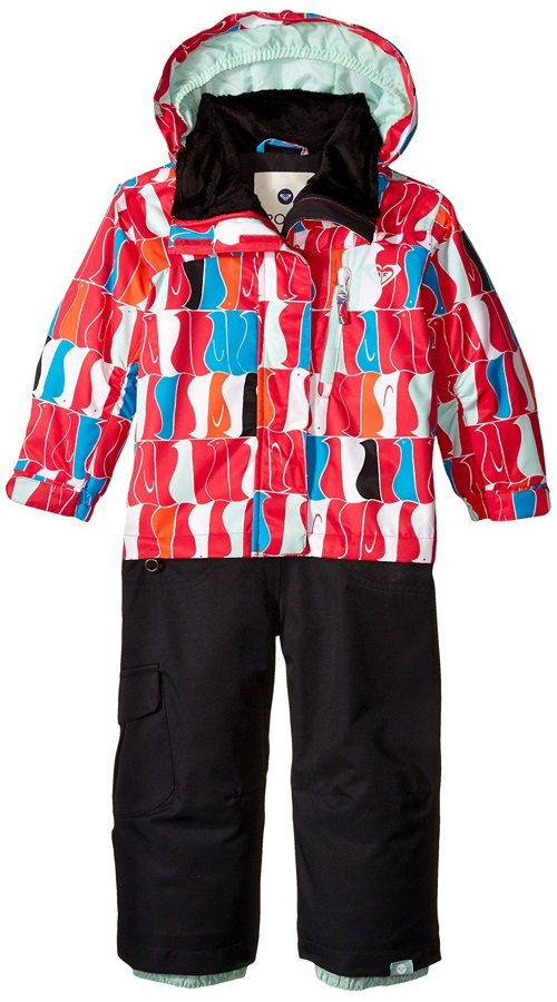 66fc735bc90 Roxy Paradise Girls/Infant Jumpsuit Snow Suit 4/5 Yrs Penguin