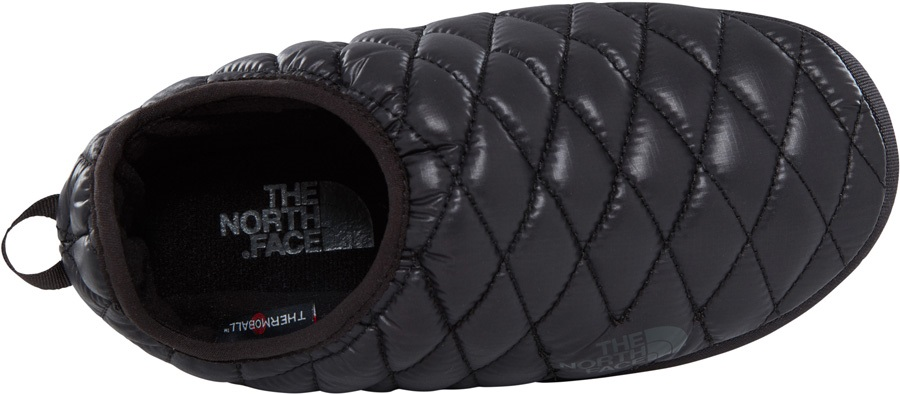 f1f50ffd0 The North Face Thermoball Tent Mule IV Womens Slippers, XS Shiny Black
