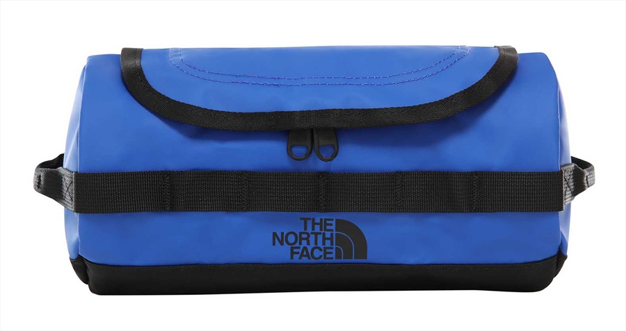 The North Face Base Camp Travel Canister Wash Bag S TNF Blue/TNF Black