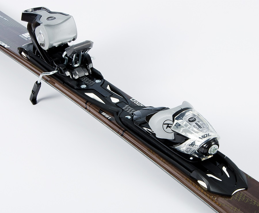 Absolute Ski Binding Track Mounting Track Mount Service, N/A
