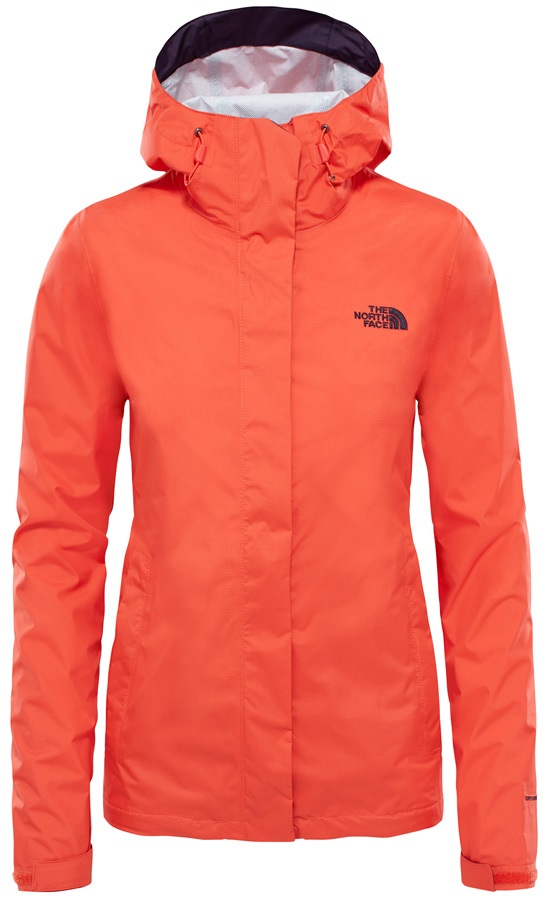 75aa4cd36 The North Face Venture 2 Women's Rain Jacket, L Fire Brick Red