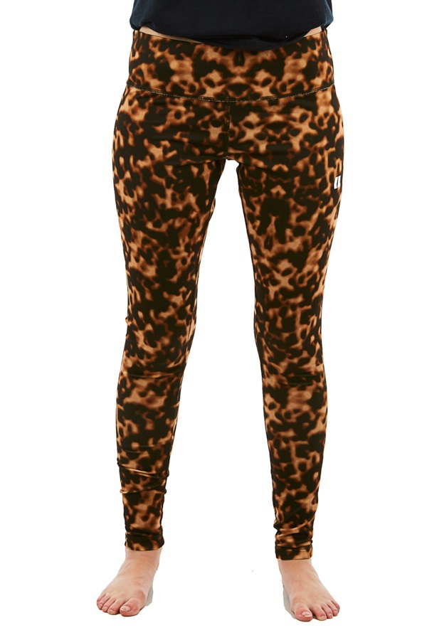 Armada Haven Womens Base Layer Bottoms L Tortoise Shell