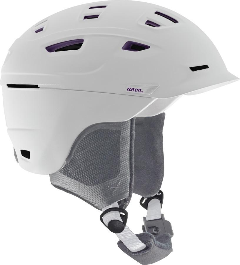 Anon Nova MIPS Women's Ski/Snowboard Helmet, M, White