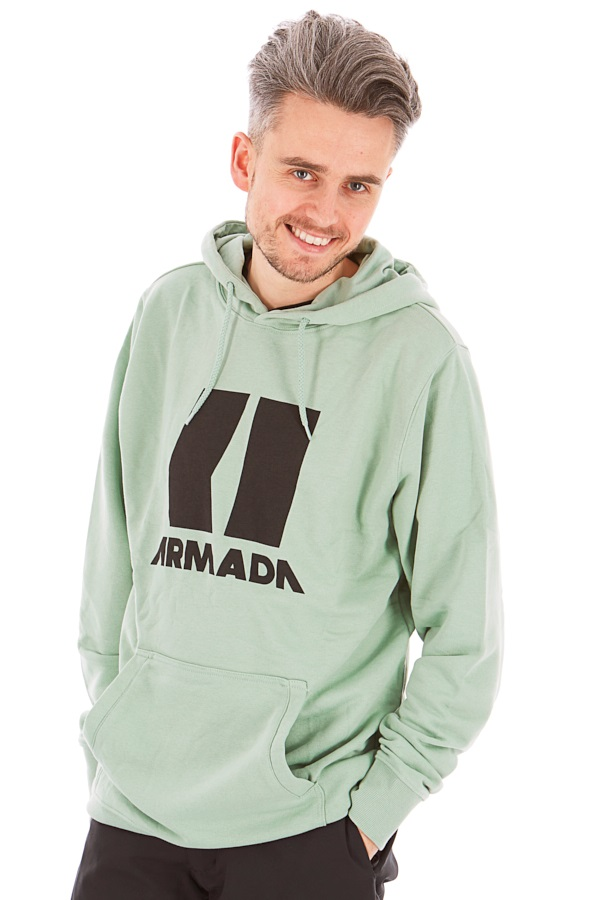 Armada Icon Snowboard/Ski Hoodie, M Marlin