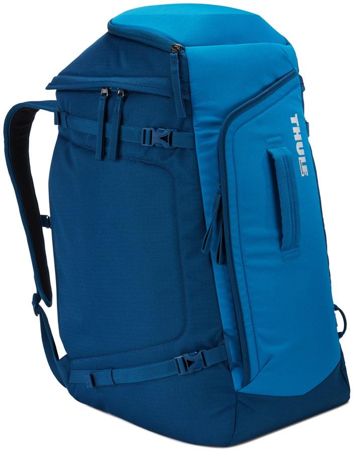 Thule RoundTrip Ski/Snowboard Boot Backpack, 60L Poseidon