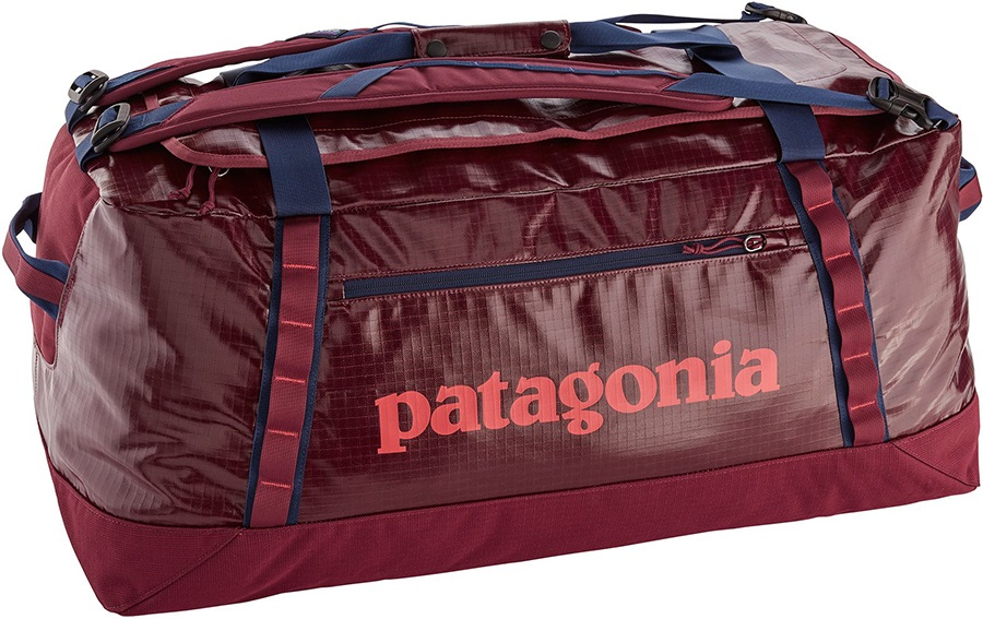 Patagonia Black Hole Duffel Travel Bag, 90L Arrow Red