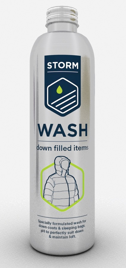 Storm Care Down Wash Technical Outerwear Cleaner, 225ml