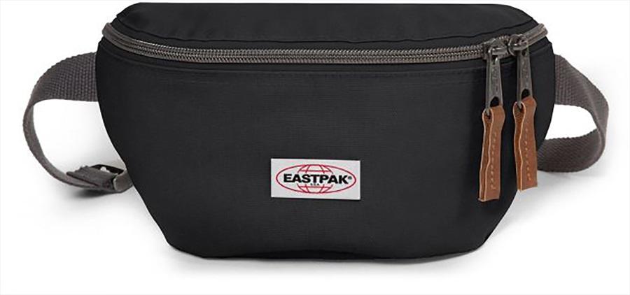 Eastpak Adult Unisex Springer Bum Bag, 2L Opgrade Black