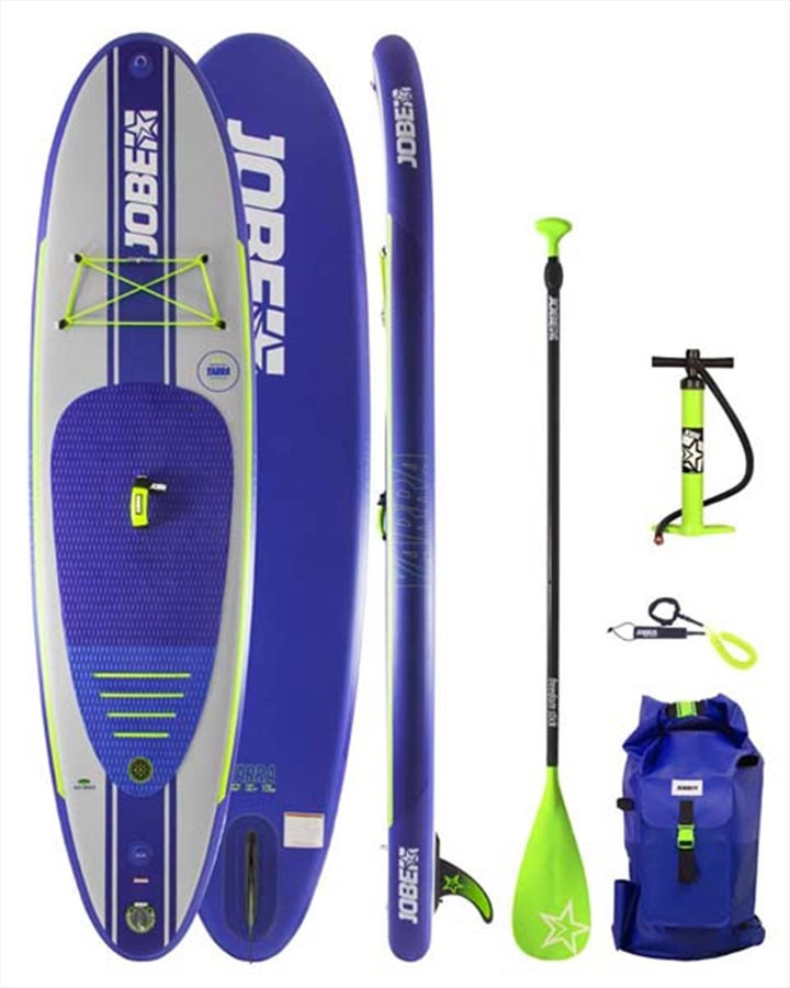 """Jobe Yarra Inflatable SUP Allround Paddleboard Package, 10'6"""" 2019"""