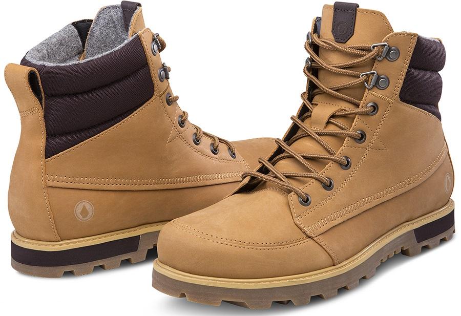 Volcom Sub Zero Men's Winter Boots, UK 11 Wheat