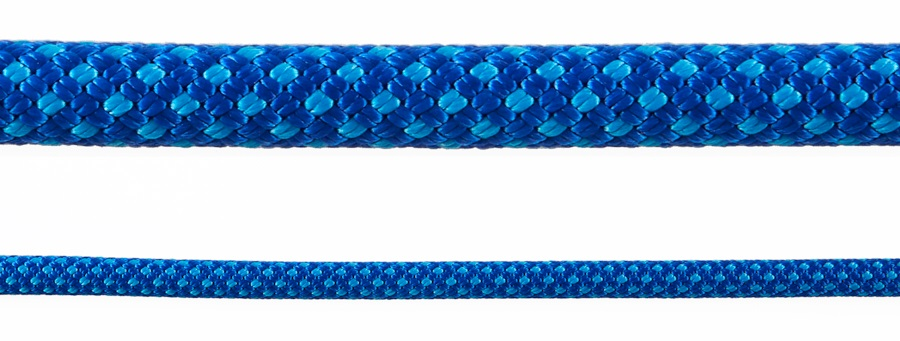 best selling buy best best sell Mammut Infinity Dry Duodess Rock Climbing Rope, 50m X 9.5mm Blue