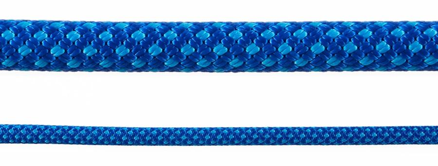 Mammut Infinity Dry Duodess Rock Climbing Rope, 50m X 9.5mm Blue