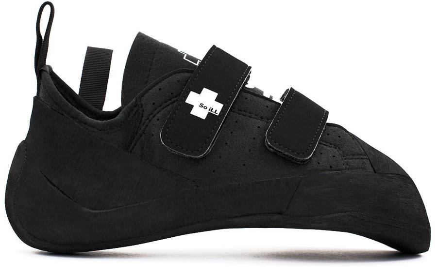 So iLL The Street Unisex Rock Climbing Shoe UK 5, EU 38 Black