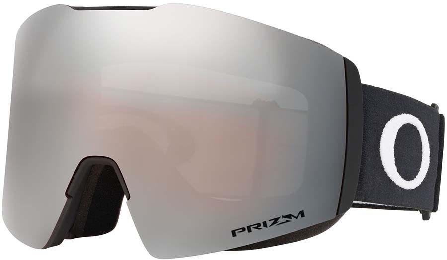Oakley Fall Line XL Prizm Black Snowboard/Ski Goggles, L Matte Black