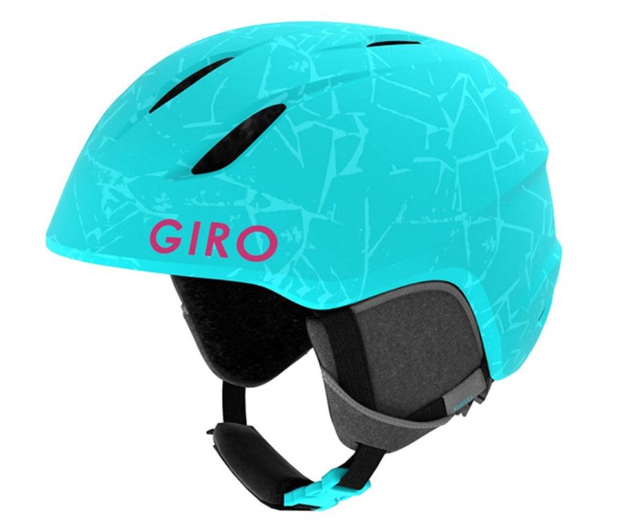 Giro Launch Kids Ski/Snowboard Helmet, XS Matte Glacier Rock