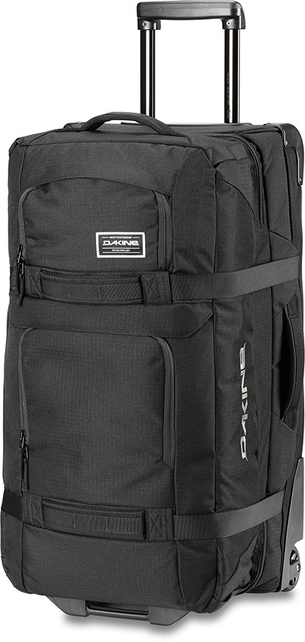 Dakine Split Roller Wheelie Bag Suitcase, 85L Black
