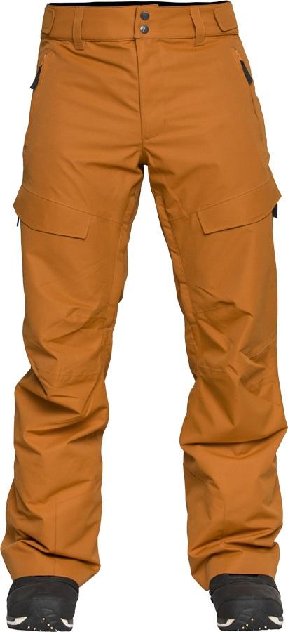 Wearcolour Tilt Snowboard/Ski Pants M Adobe