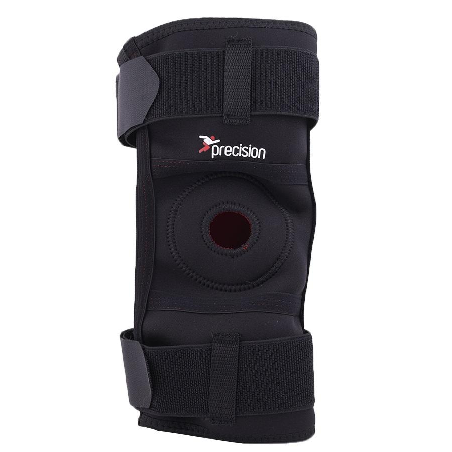 Precision Neoprene Hinged Knee Support M Black