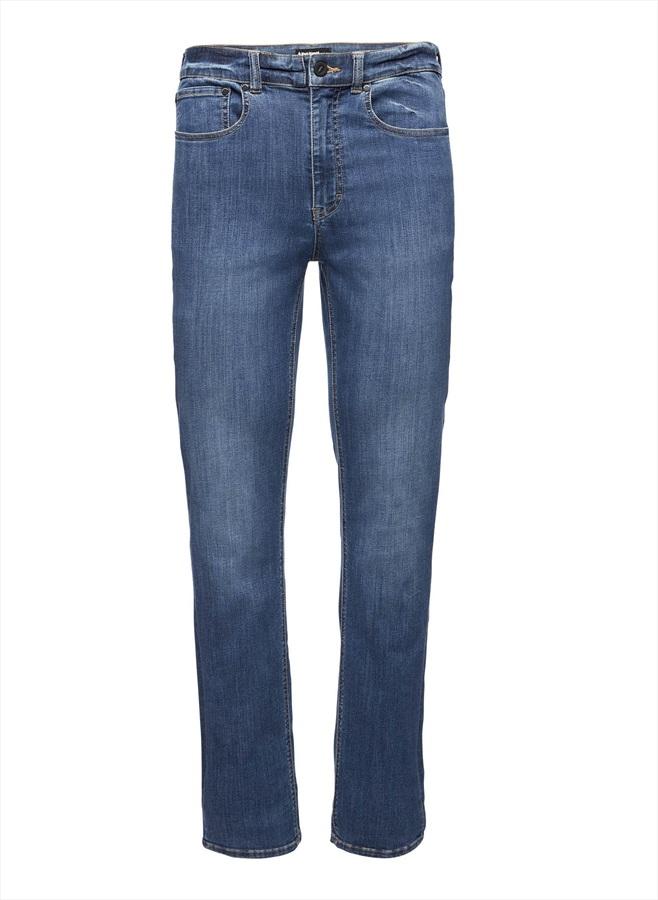 "Black Diamond Forged Denim Pant Climbing Jeans/Trousers 30""W 30""L Blue"