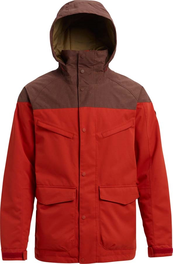8e733266e7 Burton Breach Ski/Snowboard Jacket