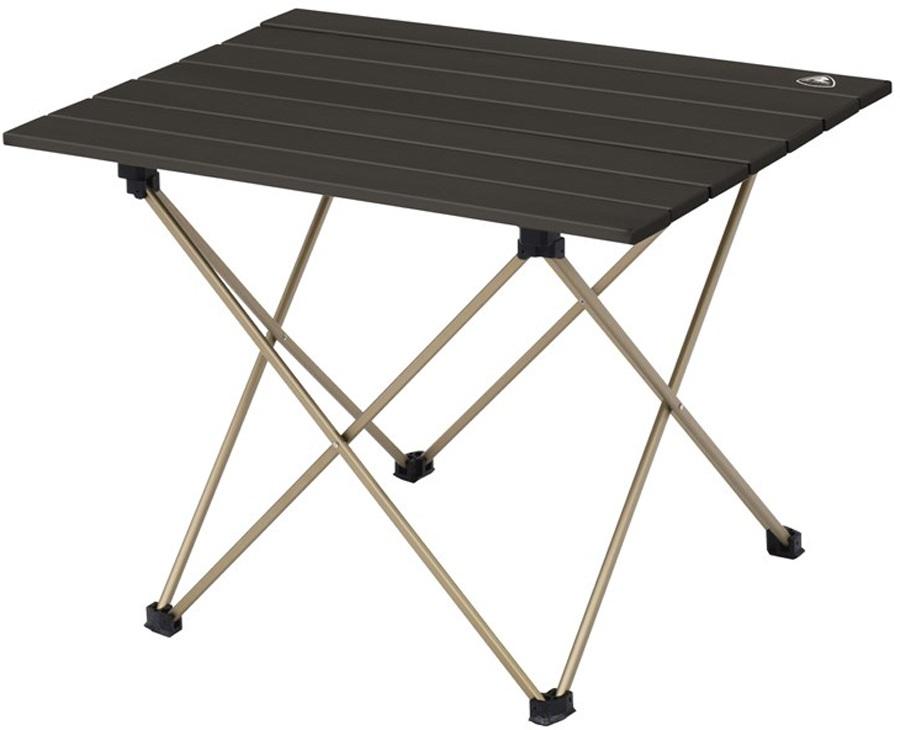 Robens Adventure Table Aluminium Hard Top Folding Camp Table, Small