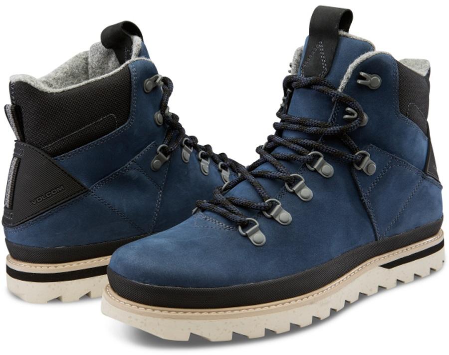 Volcom Outlander Men's Winter Boots, UK 11 Midnight Blue