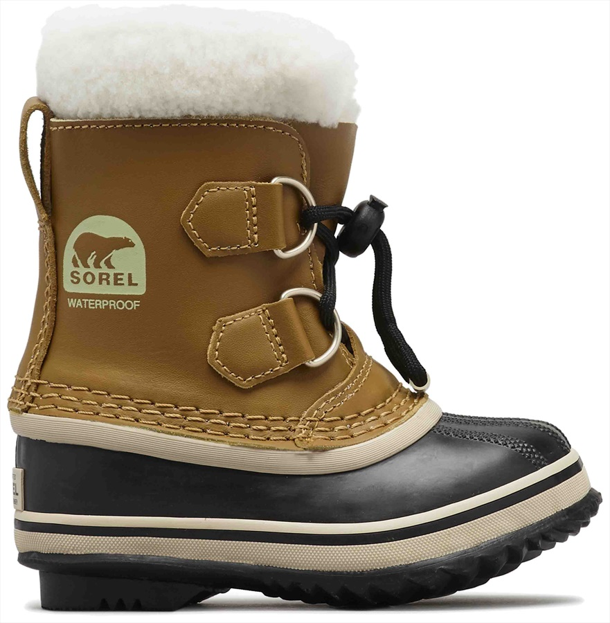 Sorel Yoot Pac TP Kid's Snow Boots, UK Child 11 Mesquite