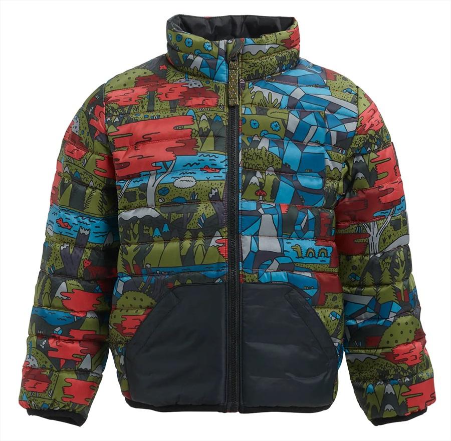 Burton Kids Evergreen Down Insulator Jacket, 4T Neverending Story
